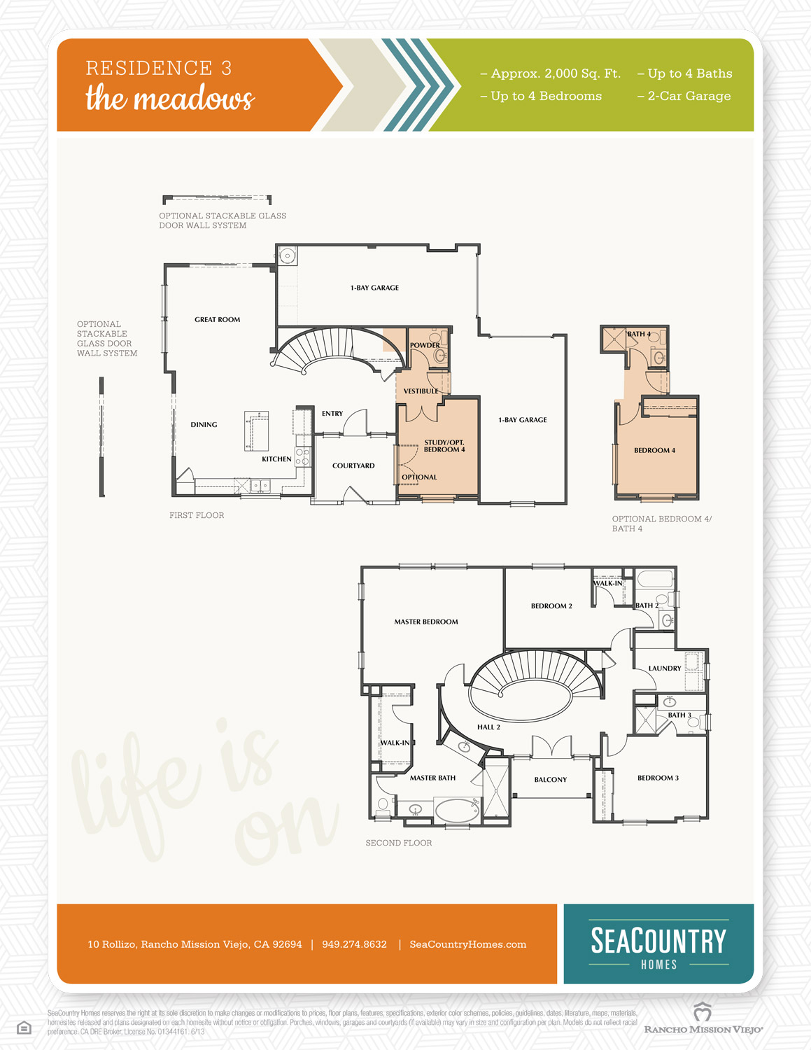 fall 2013 new home tour of southern california floor plan